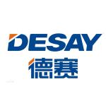 德赛电池logo
