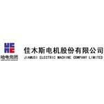 佳木斯电机厂logo