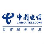 中國電信logo