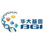 华大基因logo