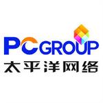 太平洋網絡logo