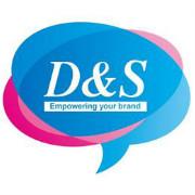迪思传媒logo