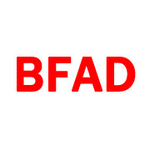 BFAD北影创意广告logo