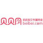 贝贝网logo