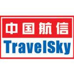 中国航信logo