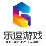 乐逗游戏logo