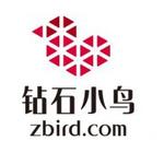 钻石小鸟logo