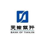 天津银行logo