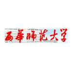 西华师范大学logo