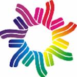 七色纺logo