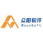 山东众阳软件有限公司logo