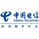 中国电信揭阳分公司logo