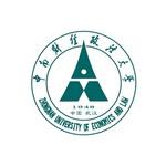 中南财经政法大学logo