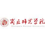 商丘师范学院logo