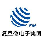 上海复旦微电子股份有限公司logo