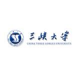 三峡大学logo