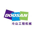 斗山工程机械(中国)有限公司logo