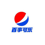 上海百事可乐饮料有限公司logo