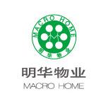 明华物业logo