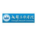成都东软学院logo