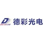 德彩光电logo