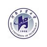 河南工业大学logo