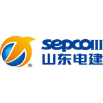 山东电力建设第三工程公司logo