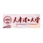天津理工大学logo