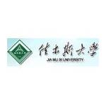 佳木斯大学logo