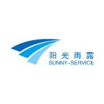 阳光雨露服务有限公司logo