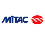顺达电脑(MITAC)logo