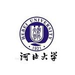 河北大学logo