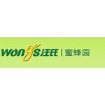 汪氏蜜蜂园logo