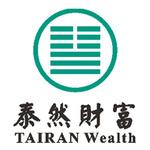 泰然财富logo