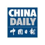中国日报logo