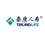泰康人寿青岛分公司logo