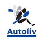 奥托立夫logo