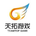 天拓游戏logo