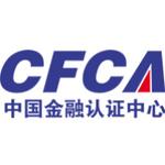中国金融认证中心logo