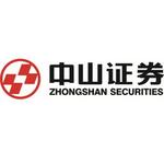 中山证券logo