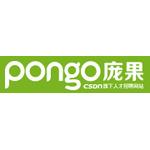 庞果网logo