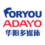 华阳多媒体电子有限公司logo