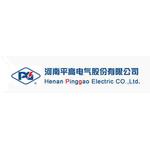 河南平高电气股份logo