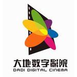 大地影院logo