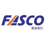 上海外航服务公司logo