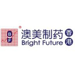 香港澳美制药厂有限公司logo