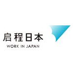 启程日本logo