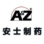 安士制药logo