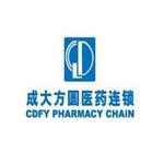 成大方圆医药连锁logo