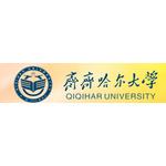 齐齐哈尔大学logo